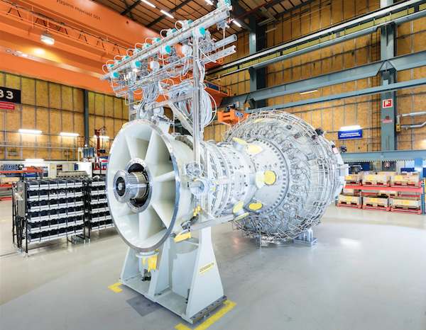 SGT-800 gas turbines for China, Bolivia and Israel