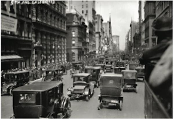 automobiles in 1913